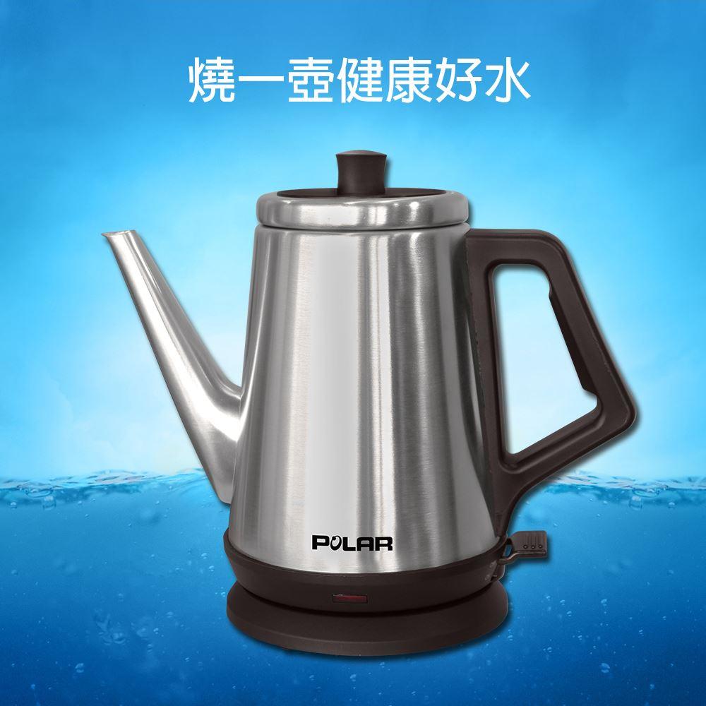燒一壺健康好水-無線快煮壺推薦